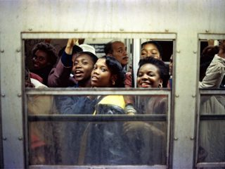 Jamel Shabazz: City Metro
